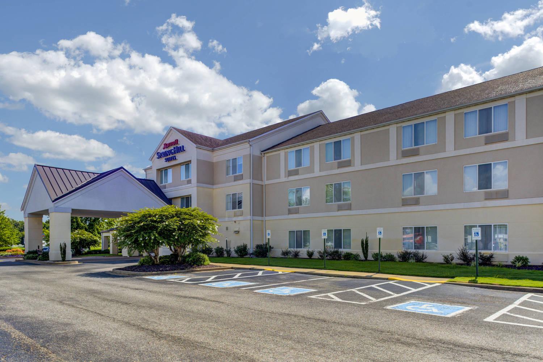 Springhill Suites Memphis East Galleria