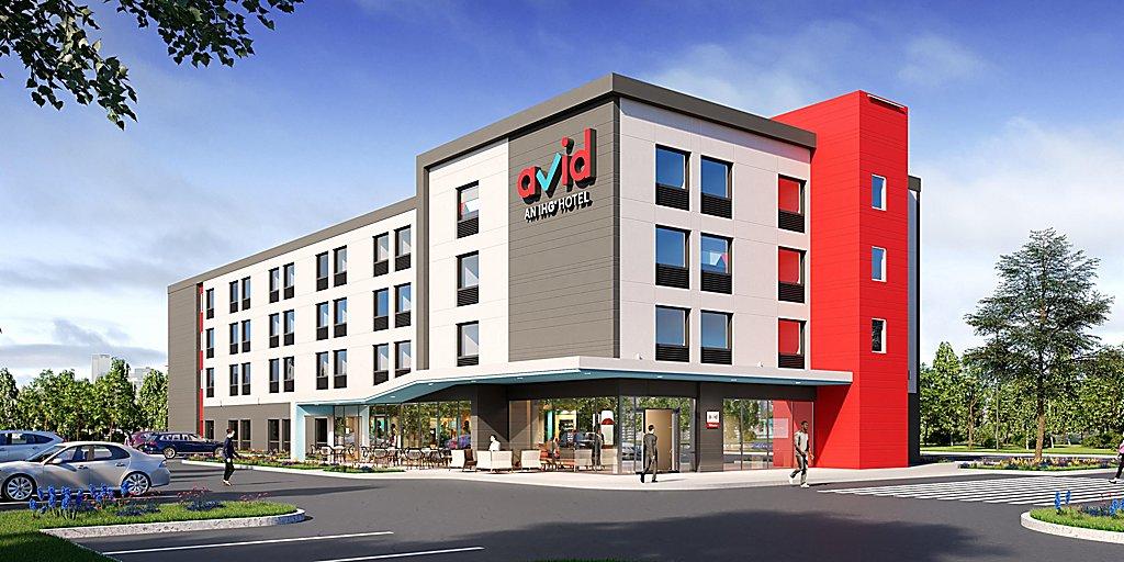 Avid Hotel Waukesha