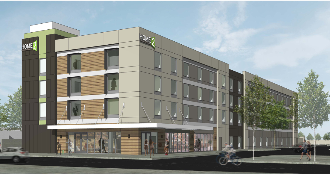Home2 Suites West Sacramento