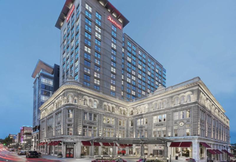 Marriott Lancaster At Penn Square