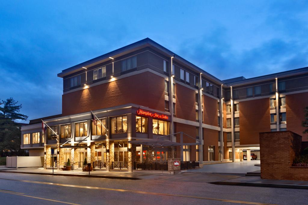 Hampton Inn & Suites Clayton
