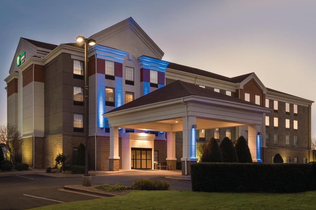 Holiday Inn Express Lawton